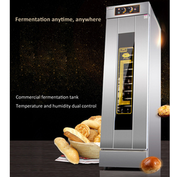 Fermentation machine commercial 13-layers steamed bread toast cabinet stainless steel constant temperature bread maker machine