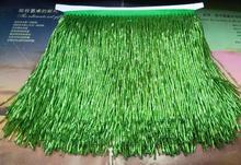 JIANXI.C 52921 15 centímetros top vendendo 5 metros franja pendão frisado contas tubo para a decoração do vestido