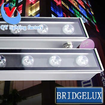 2pc/lot DMX512 led wall wash light FedexDHL LED Wall Washer wash Light 18W RGB white/warm lighting spotlight стоимость
