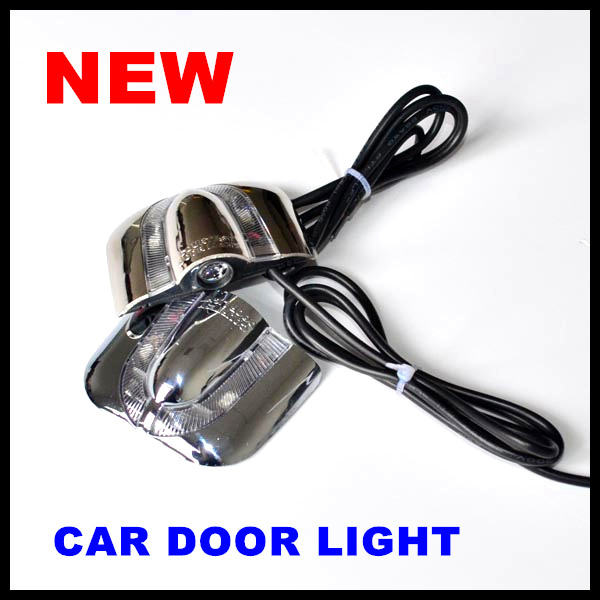 NEW 9d 7W car led door light for many LOGO projector light/ LED car welcome lights/ laser lamp and Support custom any LOGO