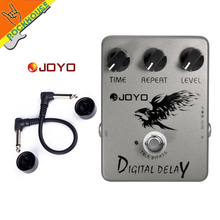 JOYO JF-08 Digital Delay guitar effect pedal analog delay ture bypass