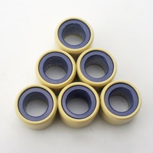 Customized Motorcycle scooter Roller Weight 20x15 CH-125 IRON 16g blue Refit Drive Variator rollers for HONDA PCX 125 150 / K36 CLICK VARIO-150
