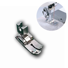 1Pcs Top Quality Center Line DIY Sewing Waking Foot with Holder New Arrival Metal Presser for Household Machines