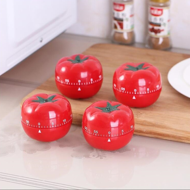 Cute Kitchen Timer Alarm Clock Cooking Tools Fruit Shape