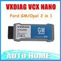 [VXDIAG Distribuidor] VXDIAG NANO VCX Diagnóstico GDS2 e TIS2WEB/Sistema de Programação para MDI GM melhor do que a Rápida grátis