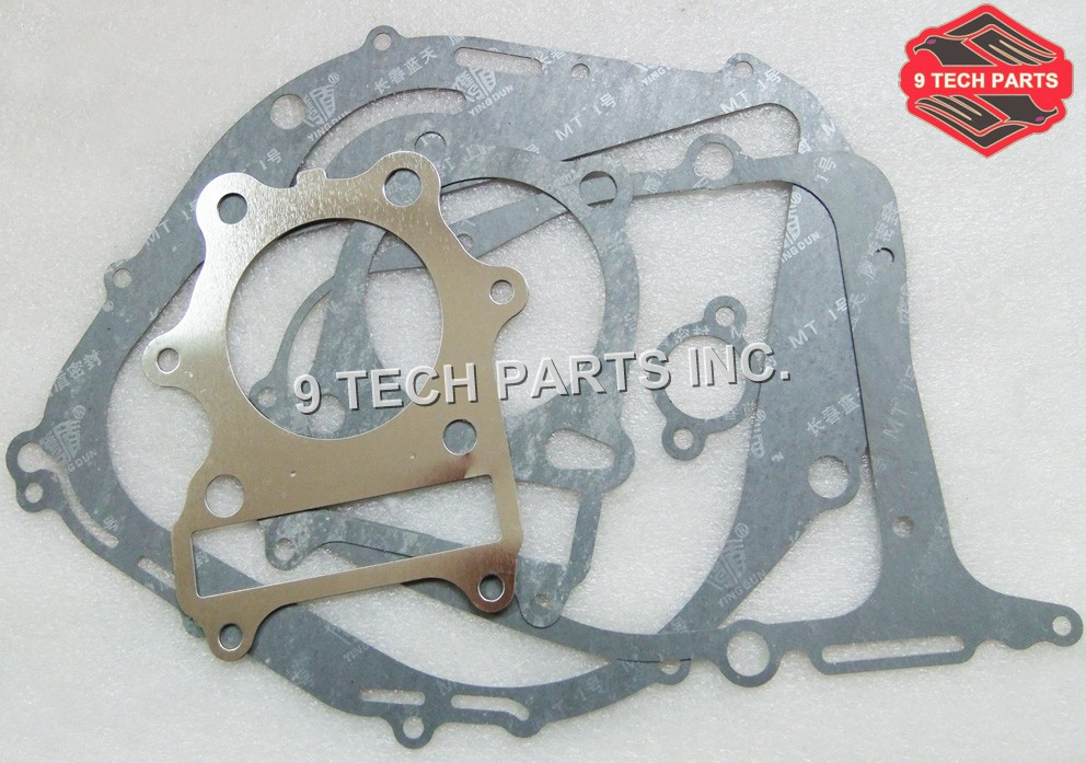 NEW FREE SHIPPING Full COMPLETE Gasket Set GN300 GN 300CC Bore Size 78mm