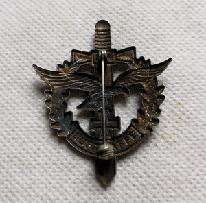 Image 3 - ww2 german air force luftwaffe pin badge