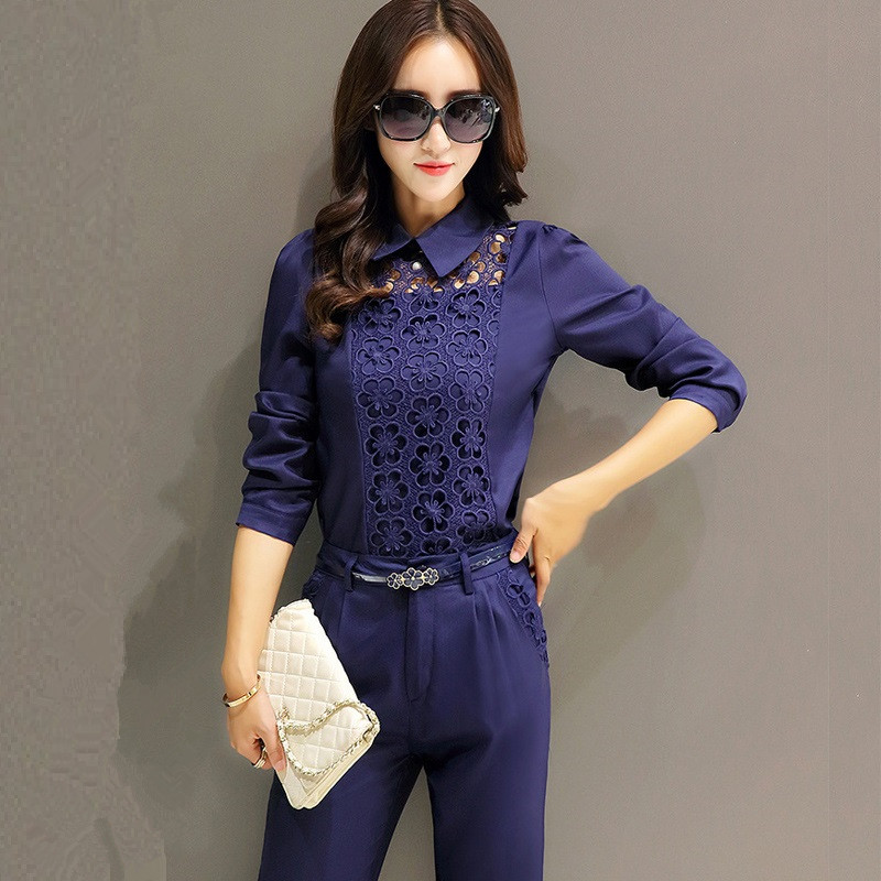 Popular Elegant Trouser Suits for Ladies Summer-Buy Cheap Elegant ...