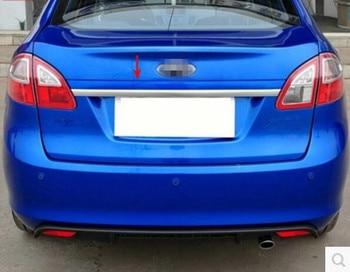 Chất lượng cao ABS Rear Trunk Bìa Trim phù hợp cho focus Fiesta 3 2009 2010 2011 1 cái