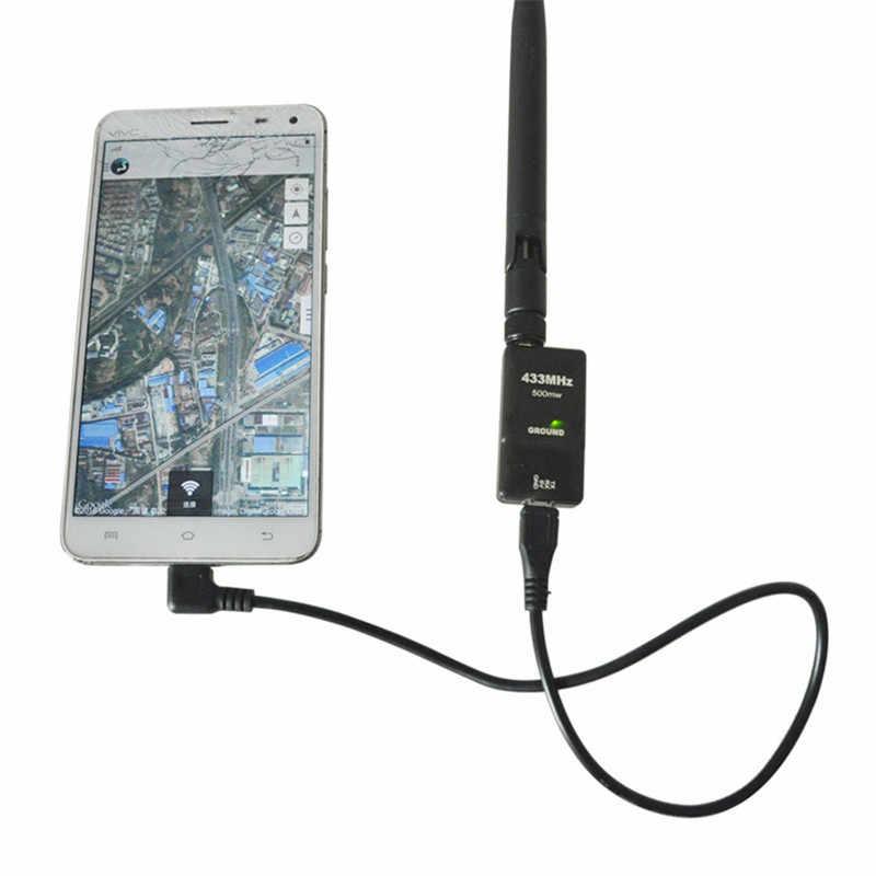500 mW 433 MHz/915 MHz 3DR Đài Phát Thanh Không Dây Xa Hệ Thống Thu Phát RX TX có OTG cho FPV multicopter