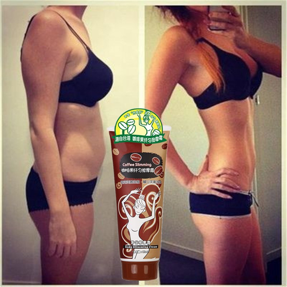 Galleria fotografica 100% Coffee Essential Potent Effect Lose Weight Essential Oils Thin Leg Waist Fat Burning Natural Safety