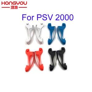 Image 1 - Оригинальный Для Sony PlayStation PS VITA PSV 2000 LR L R левый и правый ключ для кнопки включения PSV 2000