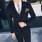 HANSOMFY | Sacchetto di Spalla Del Ricamo Dell'annata Rivetto In Pelle Taiga PU Crossshoulder Appuntamenti Casuali Borsa Donna - 2
