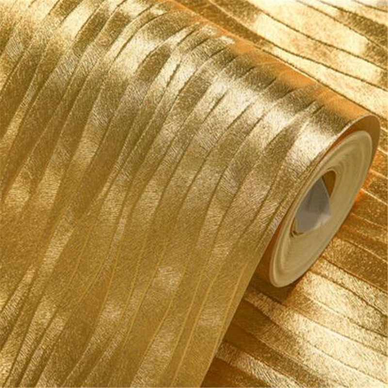 beibehang papel de parede Gold and silver foil new wallpaper KTV club hotel project decoration living room background wall paperbeibehang papel de parede Gold and silver foil new wallpaper KTV club hotel project decoration living room background wall paper