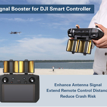 MAVIC 2 с коротким пультом дистанционного управления антенна с усилением сигнала Усилитель диапазона расширитель для DJI MAVIC 2 Drone аксессуары
