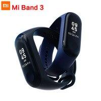 Xiaomi Mi Band 3 Smart Wristband Fitness Bracelet MiBand Band3 0.78 Message Display OLED Message Heart Rate Time Smartband