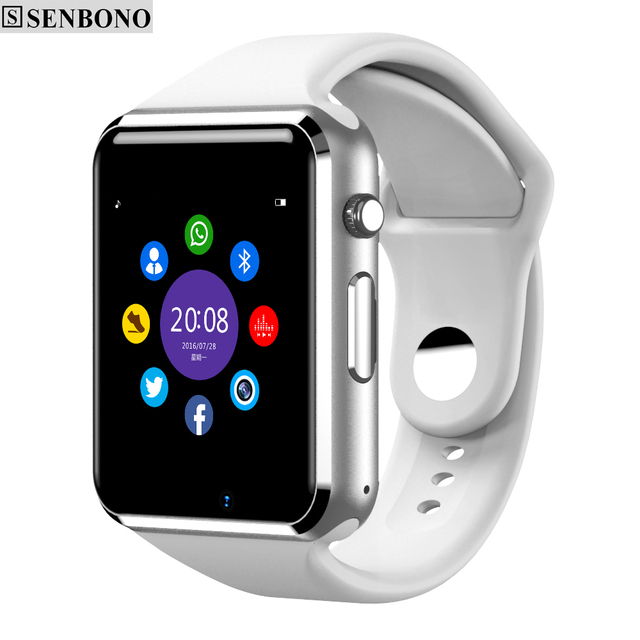 Senbono T50 WristWatch Bluetooth Smart Watch Sport Pedometer