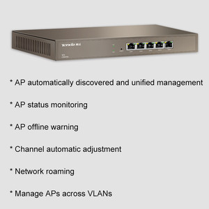 Image 4 - Tenda M3 5 Ports Gigabit Wireless AP AC Controller, AP Automatically Discover, AP and User Status Monitor,Centralized Management