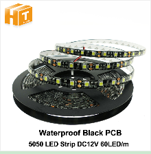 HTB1YsgeX1L2gK0jSZFmq6A7iXXa7 LED Strip 5050 2835 DC12V Flexible LED Light Tape 60LEDs/M White / Warm White / Blue / Green / Red Waterproof RGB LED Strip 5M