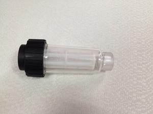 Фильтр для воды, подходит для мойки высокого давления Karcher K2-K7, 1 шт. с двумя сетками, также для Lavor Elitech