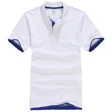 夏新メンズブランドシャツ、男性の綿カジュアルソリッドショートスリーブシャツジャージ 2020 tシャツ男性男の子 tシャツ