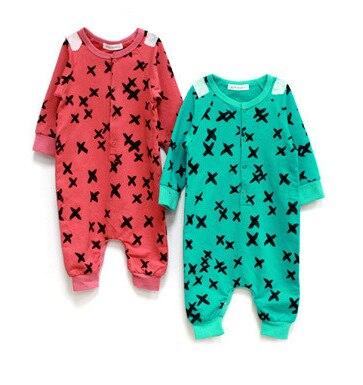 Baby bodysuits Bobo choses 2015 autumn cotton baby...
