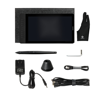 Image 5 - Gaomon PD1560 IPS 1920X1080 Màn Hình LCD Bút Màn Hình 8192 Cấp Độ Đồ Họa Máy Tính Bảng Vẽ Có Màn Hình & Nghệ Thuật Găng Tay dành Cho Máy Tính