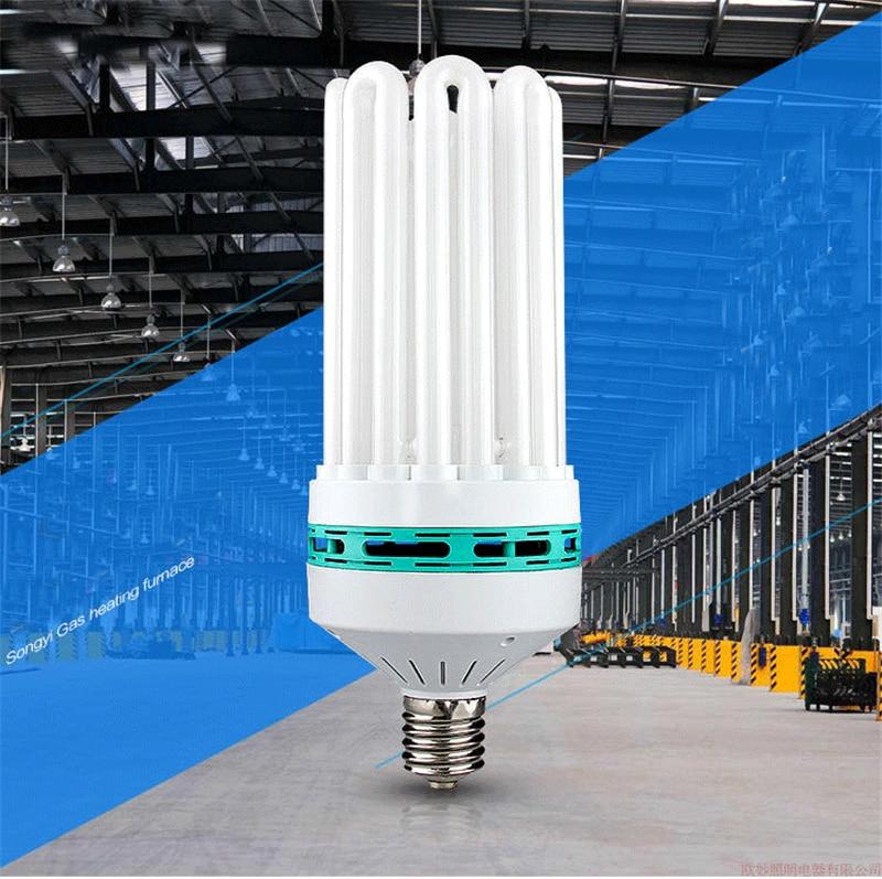 E40 8U 185W 300W 400W Energy Saving High Power Light Home White Light Indoor Factory Industrial Lighting Lamp CFL Fluorescent