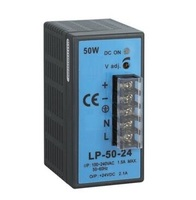 Din Rail LP 50 24 50W 24V 1A small volume Switching Model Power Supply