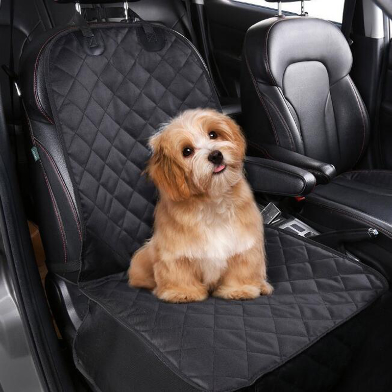 Waterproof Dog Car Seat Cover Dog Safety Car Mats Bag Carrier Single Seat Cover For Small Big Pet Car Carrier Dogs Hammock
