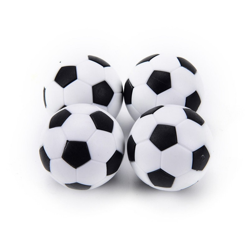 Table Foosball Soccer Games Sport Gifts Round Indoor Games Foosball Table Football Plastic Soccer Ball Kids Toy Gifts image