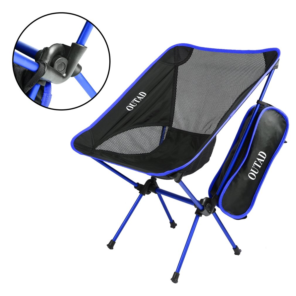Ultralight Aluminum Alloy Folding Fishing Chair Portable Leisure Picnic Beach Chair For Outdoor Activities/Camping outdoor leisure all aluminum beach picnic stall fishing driving lift portable folding tables and chairs
