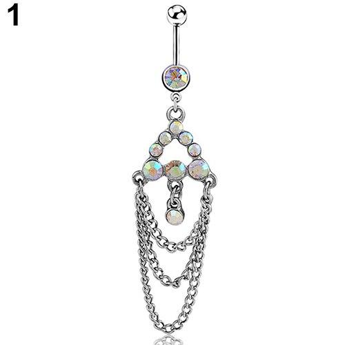 Multilayer Chain Pendant...