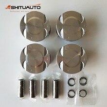AshituAuto yüksek kaliteli motor piston için Chevrolet Cruze 1.6 1.8 Epica 1.8 OEM 55574537 55561413