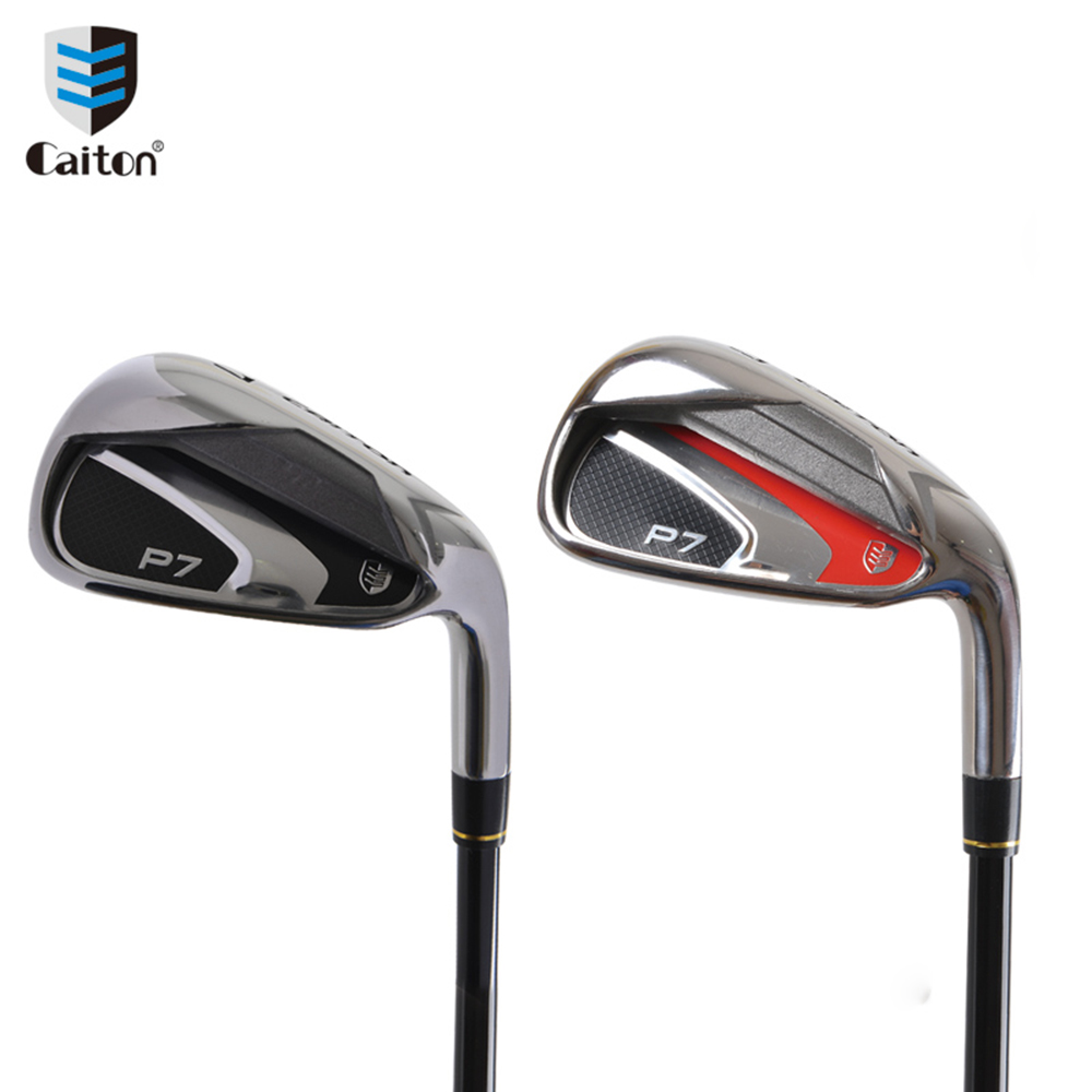 Caiton Unisex golf clubs #7 golf Training irons No.7 Golf practice irons Right Handed ...