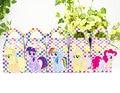 My Little Pony Пользу Коробки Конфет Окно Подарочная Коробка Кекс Коробка Девушки Дети День Рождения Праздничные Атрибуты Украшения Партия Событие Поставки