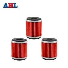 3Pcs Motorcycle Engine Parts Oil Grid Filters For YAMAHA WR450F 2011 2016 WR250F YZ250F YFZ450 449