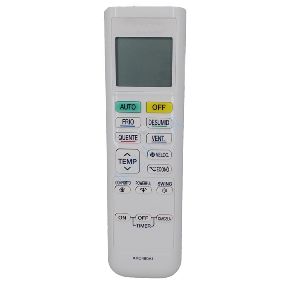 US $25 96 |YINGRAY Replacement Remote for DAIKIN Air Conditioner Remote  Control Model Number ARC480A1 ARC480A6-in Remote Controls from Consumer