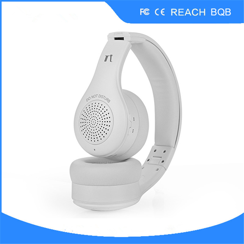 ФОТО High Grade Products OEM ODM Service Available Wireless Portable Style Colorful Bluetooth Headphone with Imported Protein Leather