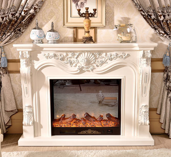 fireplace set w160cm wooden mantel with electric fireplace. Black Bedroom Furniture Sets. Home Design Ideas