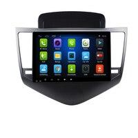 Бесплатная доставка 9 Elanmey android 8,1 автомобильный мультимедиа для Chevrolet Cruze навигация GPS стерео радио головное устройство рекордер плеер