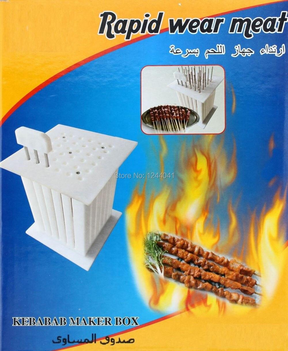 шашлык на шампур машина