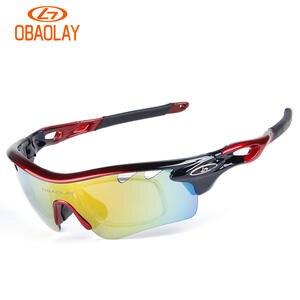 ce71804fdfa Polarized Cycling Glasses For Men Women Goggles Eyewear 5