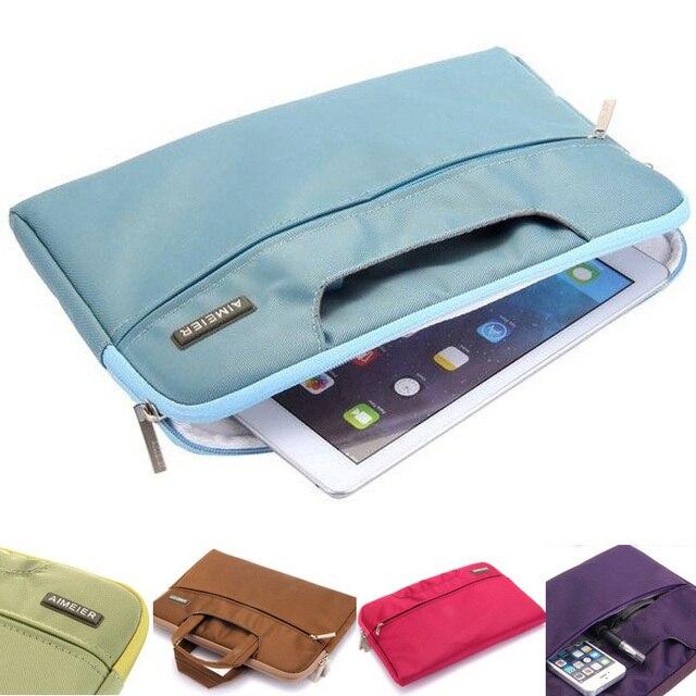 """Лэптоп мешок чехол для Macbook воздушный 11 """" 13 """" 15''inch роскошь мягкий чехол для лэптопа крышка для Macbook воздушный Pro 13 дюйма"""