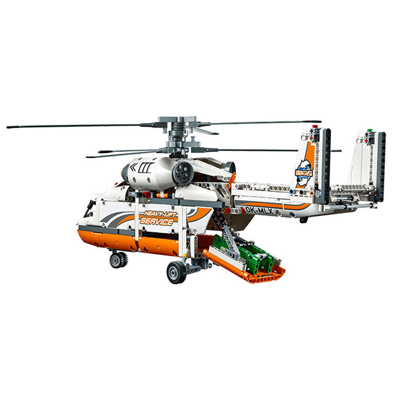 Compatible con la técnica de lego 20002 Technic Series 1060pcs - Juguetes de construcción - foto 3