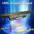 Бесплатная доставка в Исходном Батареи ноутбука Для Asus U57 X55 X55A X55C X55U X55V X55VD X75 X75A X75V X75VD 10.8 В 4700 мАч
