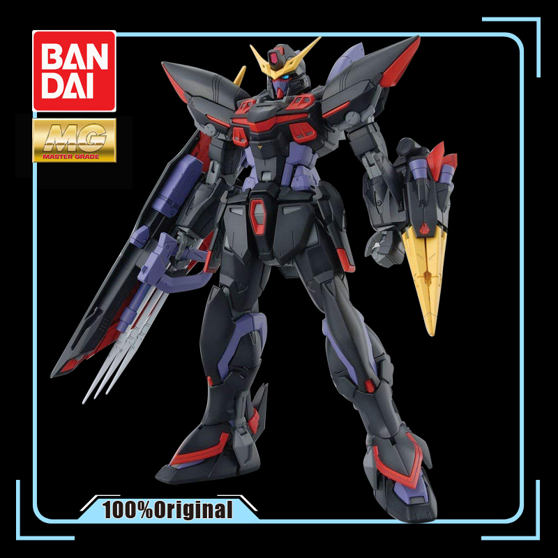 BANDAI MG 1/100 GAT-X207 SEED BLITZ GUNDAM Effects Action Figure Model ModificationBANDAI MG 1/100 GAT-X207 SEED BLITZ GUNDAM Effects Action Figure Model Modification
