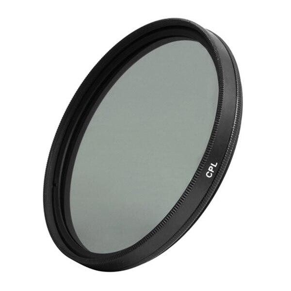 40.5mm Circulaire Polarisant CPL C-PL Filtre Lentille 40.5mm