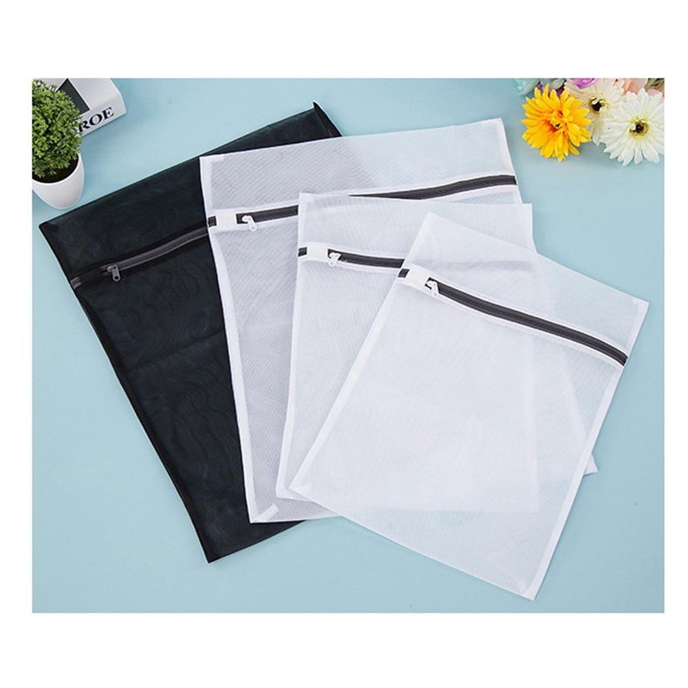 4 PCS Mesh laundry Bags Bra lingerie Protection Washing Drying Bag