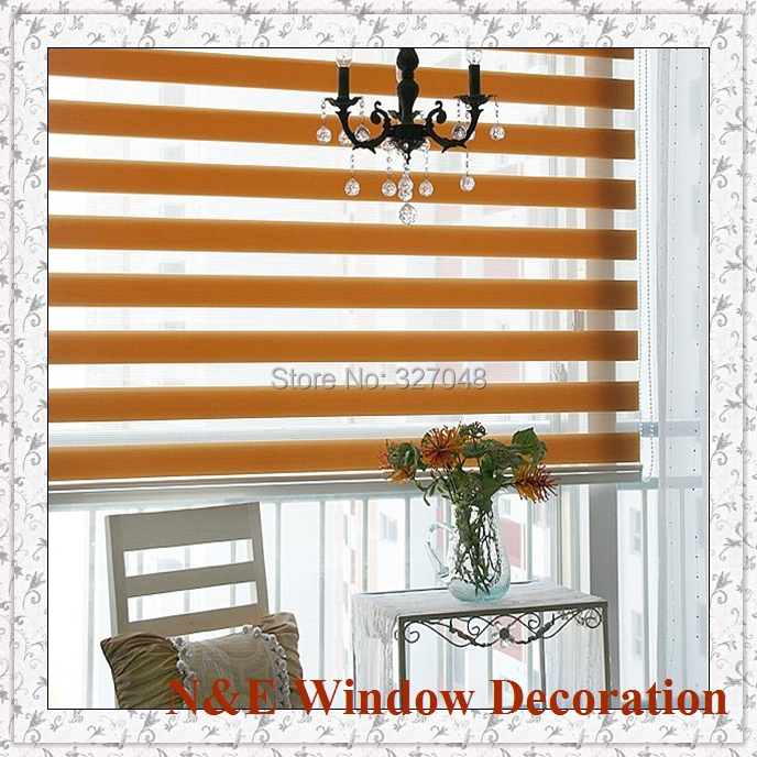 Us 400 Free Shipping Window Blinds Zebra Roller Blinds Shades And Window Curtain Models For Living Room In Curtains From Home Garden On